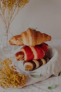 Les viennoiseries gourmandes de Perlin pain pain