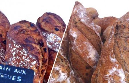 Santé : Pain aux noix & Pain aux figues